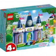 43178 LEGO® Disney Princess™ Pelnrušķītes svinības pilī 43178