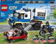 60276 LEGO® City Police Policijas cietumnieku furgons 60276