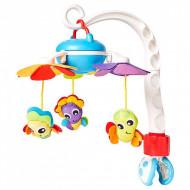 PLAYGRO muzikāls karuselis Travel Mobile, 0185479 0185479