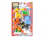 IWAKO dzēšgumiju komplekts Block Animal Land, 4991685140036 4991685140036